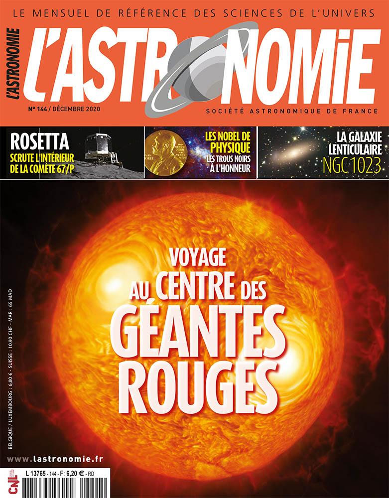 Magazine L'Astronomie